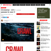 Win 1 of 10 Double Passes to Crawl