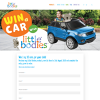 Win 1 of 10 Little Kids Cars