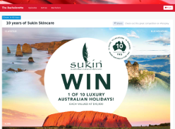 Win 1 of 10 Luxury Australian Holidays