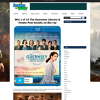 Win 1 of 10 The Guernsey Literary & Potato Peel Society on Blu-ray