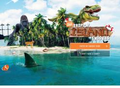 Win 1 of 10 Tropical Island Getaways & More