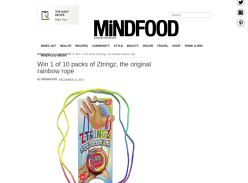 Win 1 of 10 Ztringz Packs