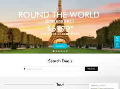 Win 1 of 12 $500 Travel Vouchers