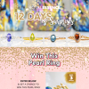 Win 1 of 12 Prizes