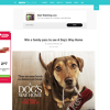 Win 1 of 13 Family Passes to A Dog's Way Home