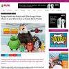 Win 1 of 15 Family Passes to Angry Birds 2