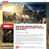 Win 1 of 150 double passes to the Assassin's Creed Origins Black Beta in Sydney