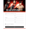 Win 1 of 2 Double Passes to WWE Live