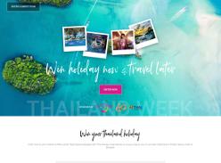 Win 1 of 2 Return Flights to Bangkok or 1 of 12 Thailand Accomodation Prizes
