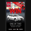 Win 1 of 2 seriously spacious Nissan Pulsars!