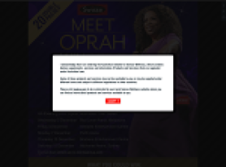 Win 1 of 20 double passes to meet Oprah!