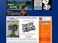 Win 1 of 200 double passes to the preview screening of 'Suicide Squad'!