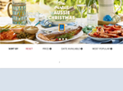 Win 1 of 25 $200 ALDI vouchers!