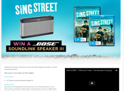 Win 1 of 3 Bose SoundLink III Bluetooth Speakers!