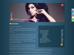 Win 1 of 3 copies of Amy on bluray