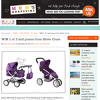 Win 1 of 3 doll prams from Silver Cross!