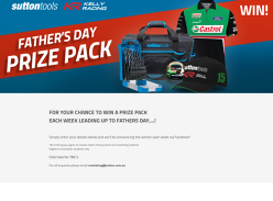 Win 1 of 3 Fathers Day Prize packs!
