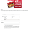Win 1 of 3 George Foreman Easy to Clean Grilling Machines