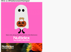 Win 1 of 3 Halloween Baking Hampers