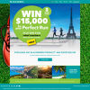 Win 1 of 3 Holidays of Choice or a Share of 200 $100 Rebel Vouchers