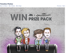 Win 1 of 3 JBL & 'The Griswalds' prize packs!