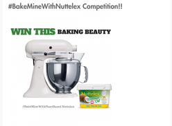 Win 1 of 3  KitchenAid Artisan Stand Mixers!