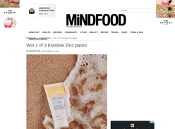 Win 1 of 3 Suncare Packs