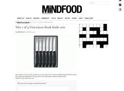 Win 1 of 3 Victorinox Steak Knife sets
