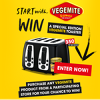 Win 1 of 350 special edition Vegemite toasters!