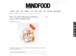 Win 1 of 4 Bio-Oil packs including a copy of 'The Healthy Chef'!