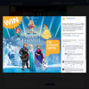 Win 1 of 4 Family Passes to Disney on Ice