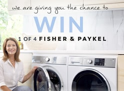 Win 1 of 4 Fisher & Paykel Products