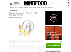 Win 1 of 4 IME Euterpe perfumes