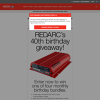 Win 1 of 4 Redarc Prize Packs Worth $1,705