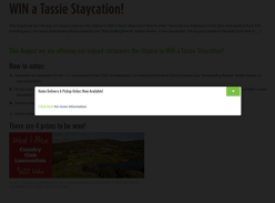 Win 1 of 4 Tassie Staycations!