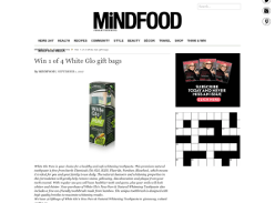 Win 1 of 4 White Glo gift bags