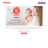Win 1 of 5 $1,000 Baby Shopping Sprees
