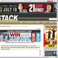 Win 1 of 5 '21 Jump Street' DVDs or Blu-ray