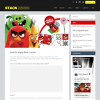 Win 1 of 5 Angry Birds:2 Prize Packs