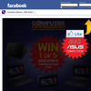 Win 1 of 5 ASUS H100TA Transformer Notebooks!