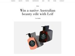 Win 1 of 5 Botanical Gift Packs