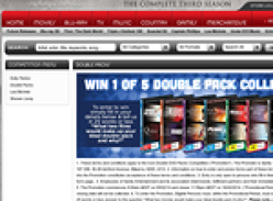 Win 1 of 5 double-pack collections!