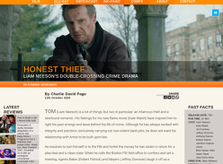 Win 1 of 5 Double Passes to 'Honest Thief'