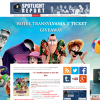 Win 1 of 5 double passes to see Hotel Transylvania 3: A monster Vacation