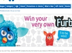 Win 1 of 5 Furby Toys