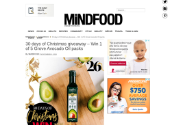 Win 1 of 5 Grove Avocado Oil packs