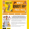 Win 1 of 5 Rabbit's Hop Prize Packs