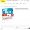 Win 1 of 5 VIP tours of The Block