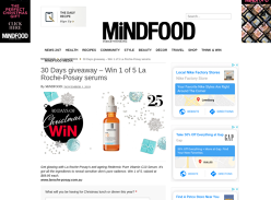 Win 1 of 5 Vitamin C10 Serums