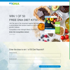 Win 1 of 50 DNA Diet Kits